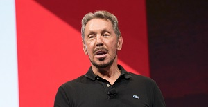 larry ellison introduction