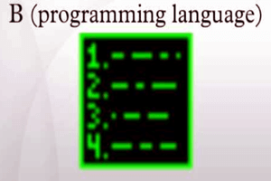 b-programming