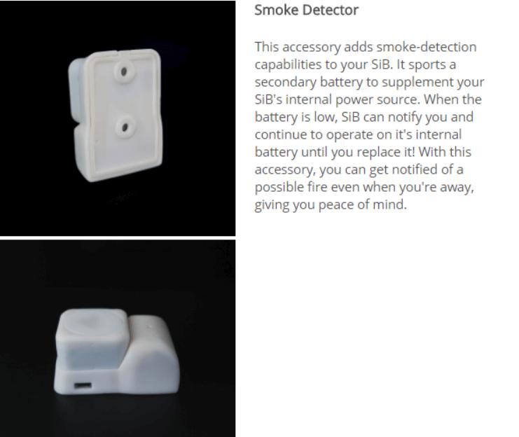 SiB smoke